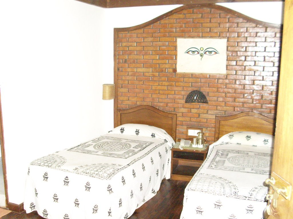 Room at Kantipur Temple House - Highslide JS
