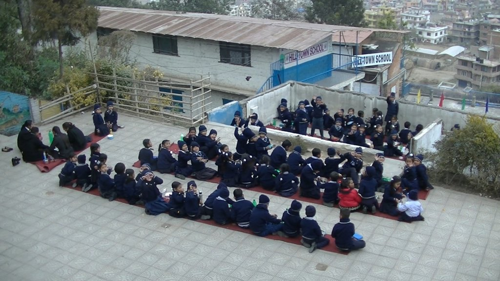 Hill-Town School Kirtipur - Highslide JS