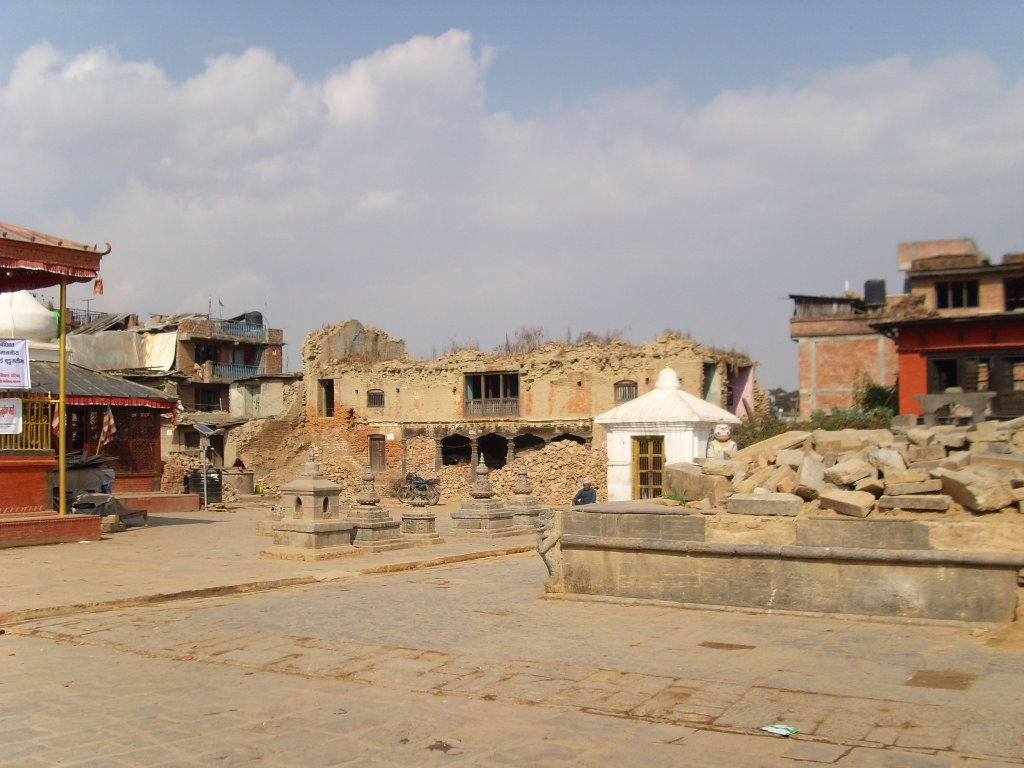 Place of the Machhendranath Temple - Highslide JS
